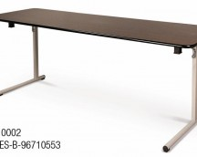Table pliante MP910002 200x60 PVC / CRO