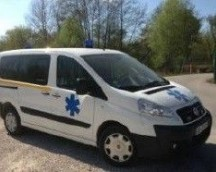 mini-ambulance