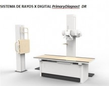 salle rayons X - PrimarydiagnostDR